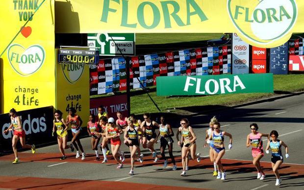Лондонский марафон 2009