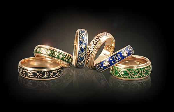 Вращающиеся кольца