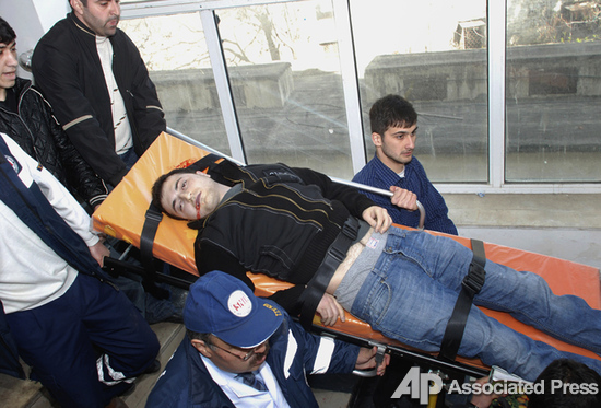 Трагедия в Баку. Кровавый четверг