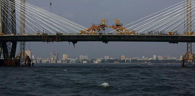 Мост в Мумбаи