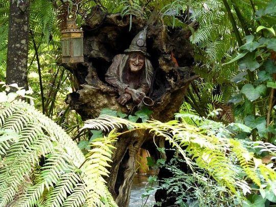 Сказочный сад Бруно