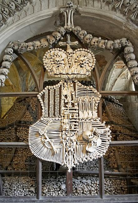 Церковь из человеческих костей