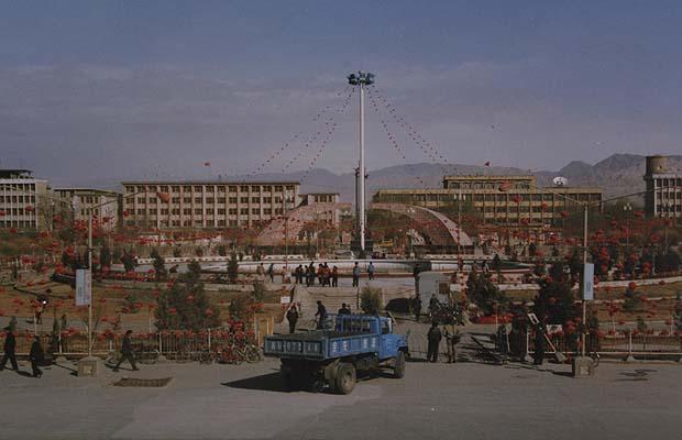 Синьцзян: развитие городов