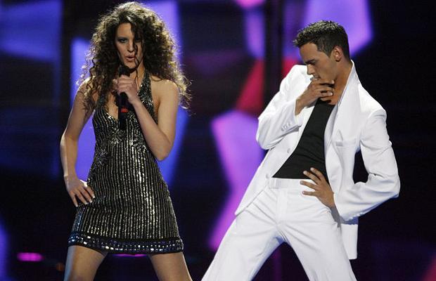 Конкурс песни Евровидение 2009 Полуфинал