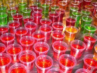 алкогольный мармелад