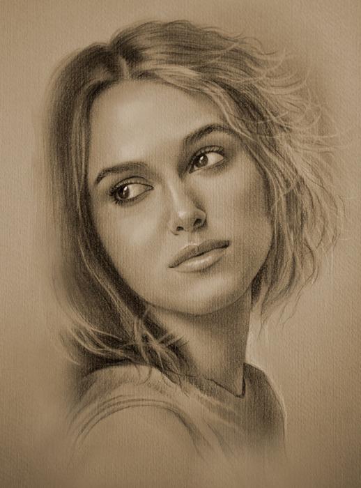 картинки девушек красивые лица