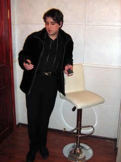 Я и стул (конец 2007)