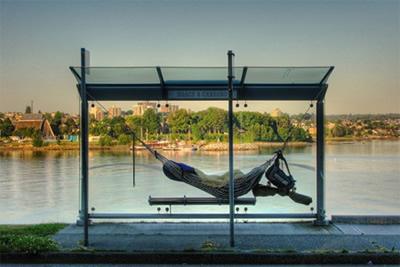 Самые интересные автобусные остановки мира
