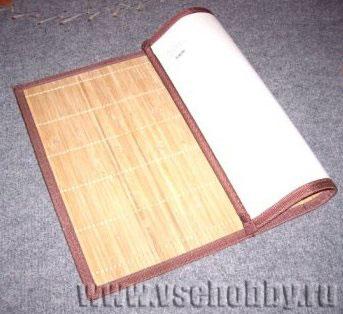 Шкатулка из бамбуковой салфетки 44198336_shkatulka_iz_salfetki