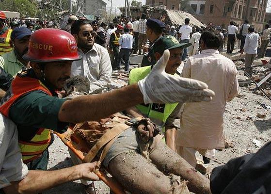 Теракт в Лахоре