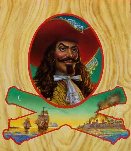 Картинки по запросу морган пират