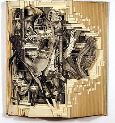 Скульптурные книги