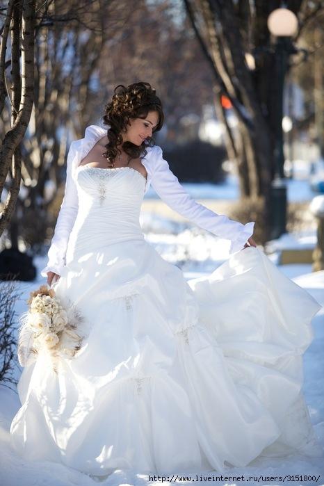Красивые невест фото
