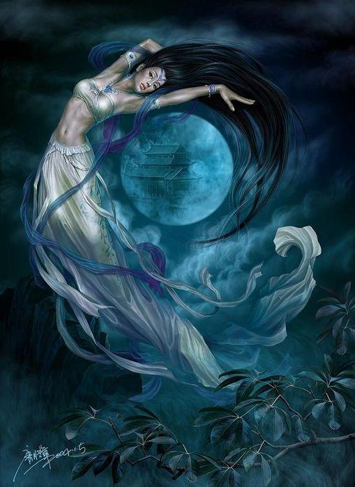 Стихия Воздух. Стихийная магия. Обряды. Ритуалы. Путь Ведьмы Воздуха 44856624_5