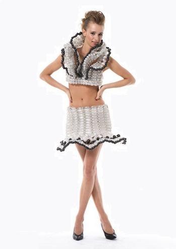 Платья из воздушных шаров
