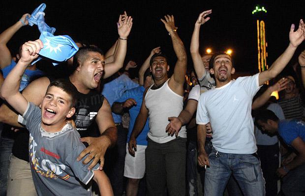 Выборы Ливан