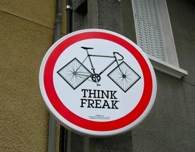 Реальные дорожные знаки во Франции