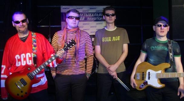 рок-группа Грачи