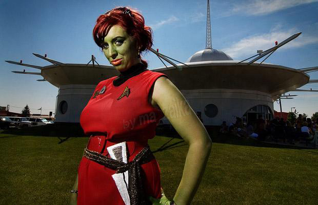 Star Trek конвенции