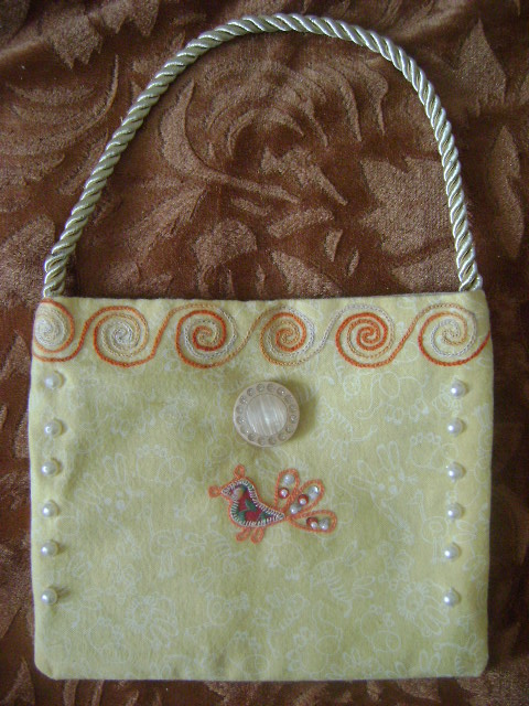 сумочка для сони