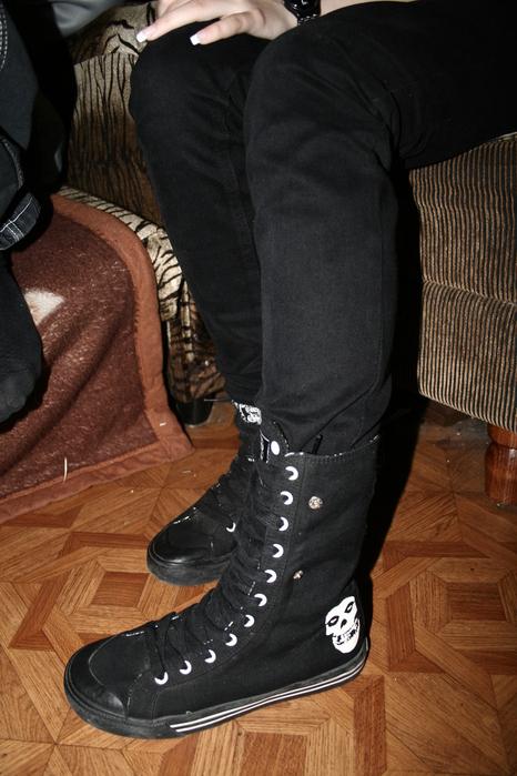 Кеды за 3 рублей - Интересные модели обуви