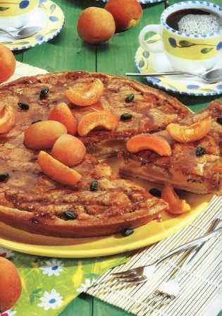 миндально-абрикосовый пирог (315x448, 32Kb)