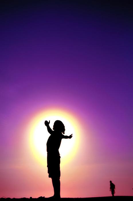 ...уже пребывает в духовном мире