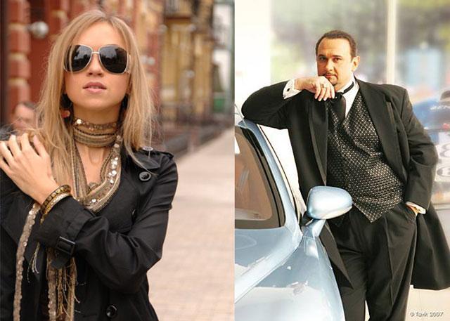 Наталья Валевская и Владимир Гришко