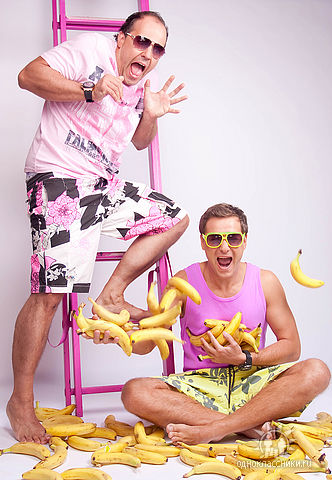 Лучшим диджеям - по банану))