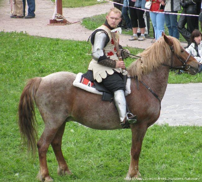 русская крепость