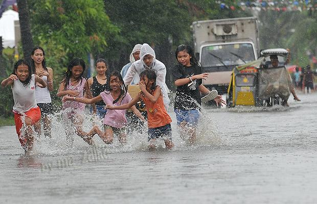 Манила шторм