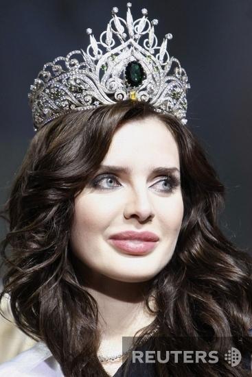 Самая красивая девушка Москвы-2009