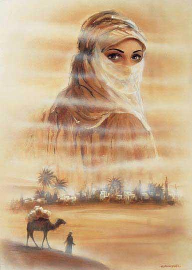Маджнун Кайс ибн аль-Муллавах(история любви)