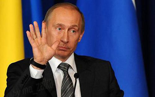 Свободы серьезно ограничены в соответствии с правилом премьер-министра России Владимира Путина