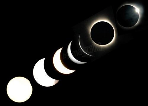 Солнечное затмение: 22 июля 2009