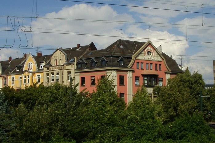За день в Дюссельдорфе - Фото-экскурсия. Автор: Татьяна*Schön