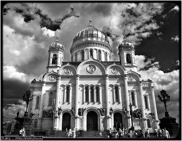 Храм Христа Спасителя (IR)