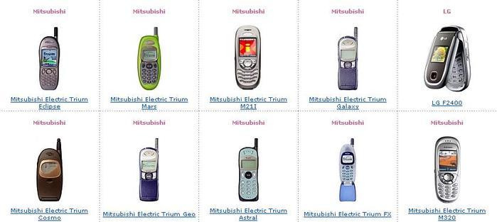 Сотовые телефоны в Казани