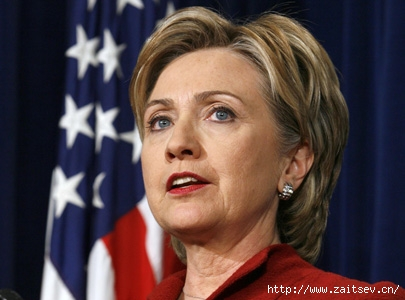 Хиллари Клинтон госсекретарь США Hillary Clinton US state secretary Фото с сайта multimedia.thestar.com
