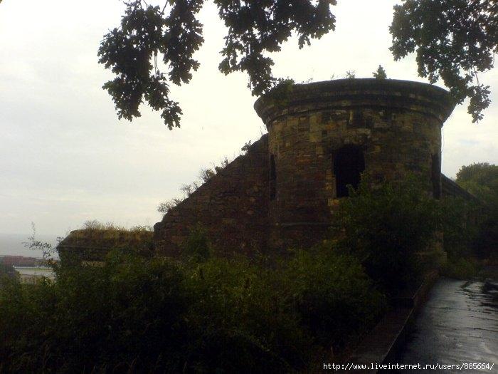одесса, крепость