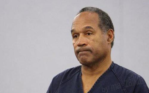 Симпсон был осужден на срок до 33 лет за разбой с похищением людей в Лас-Вегасе.