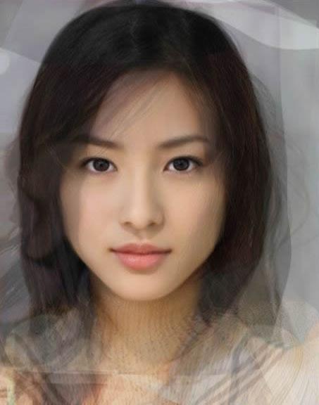 Фото красивых азиатские девушки