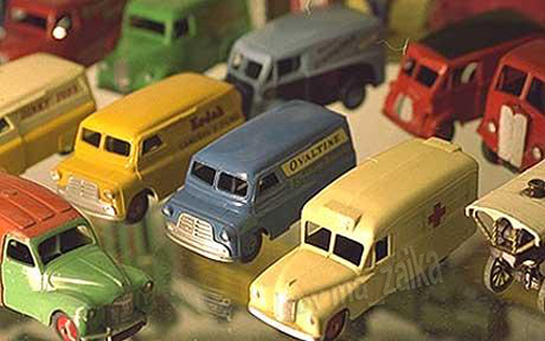 коллекция Matchbox Chevrolet