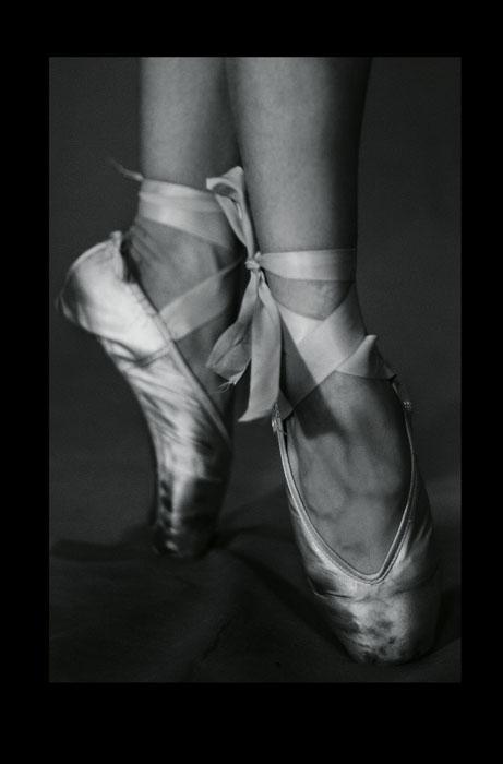 В балетной труппе у каждой...