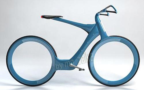 'Умный' велосипед