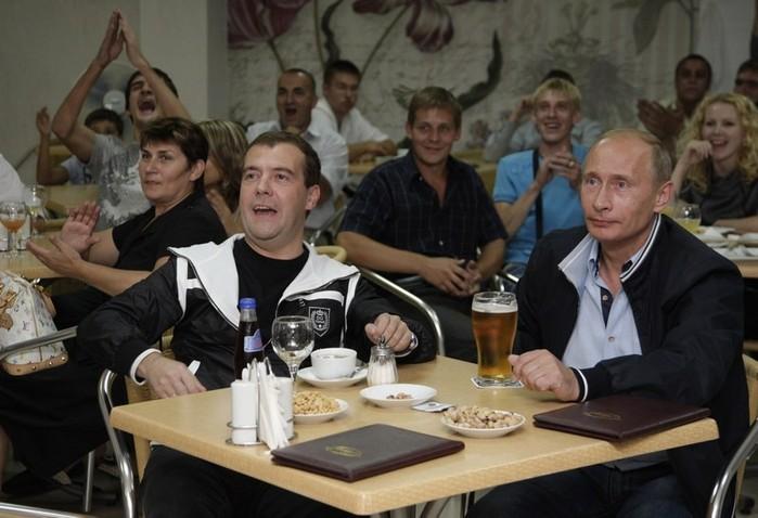 Россия - Аргентина: как это было.