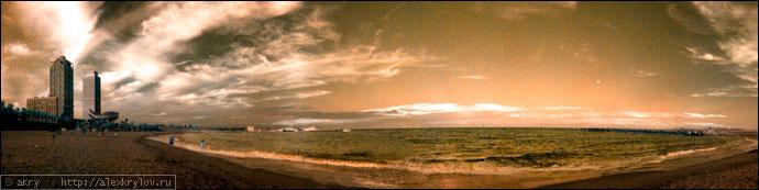 Пляж Барселоны, IR