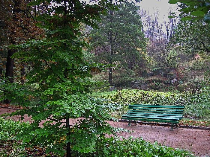 Умань. Софиевский парк. Аллея