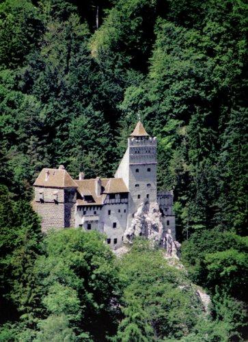 Замок Бран был построен в 1382