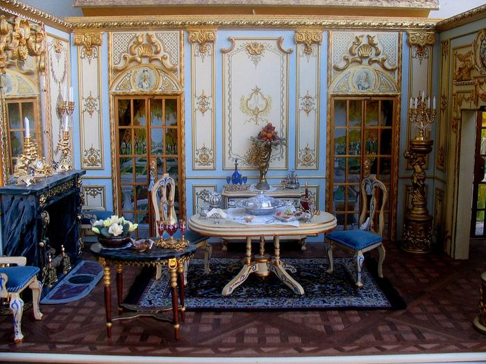 Mēbeles un interjeri / Кукольная мебель и интерьеры 47634035_3087342131_b4de5286a0_b